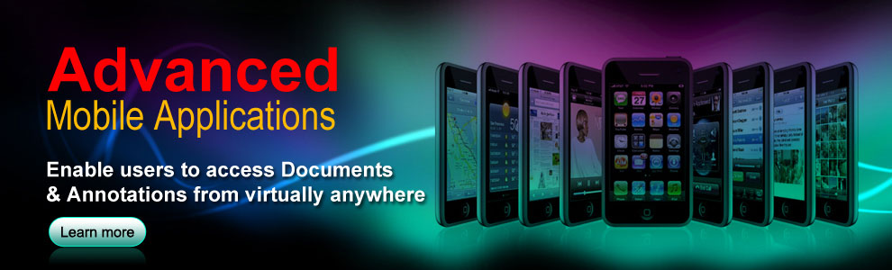 Advanced Mobile Application