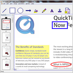 Annotation MS Technology